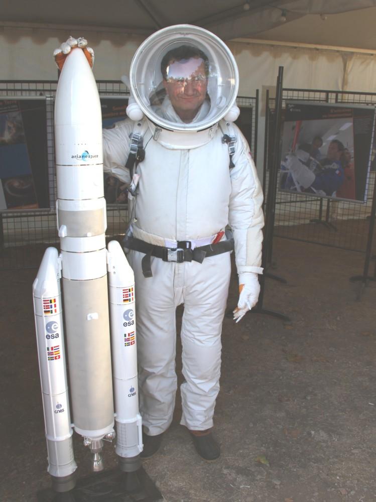 Rencontres spatiales st maximin 2016