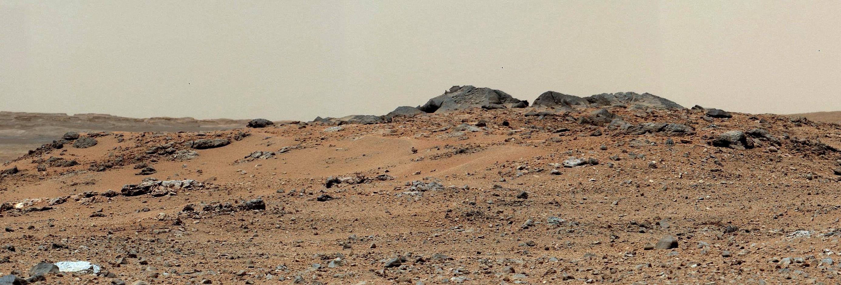 Curiosity depuis un an sur Mars | APM - Association ...
