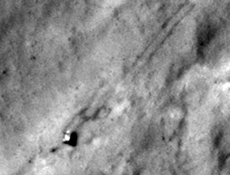 Curiosity par MRO détail