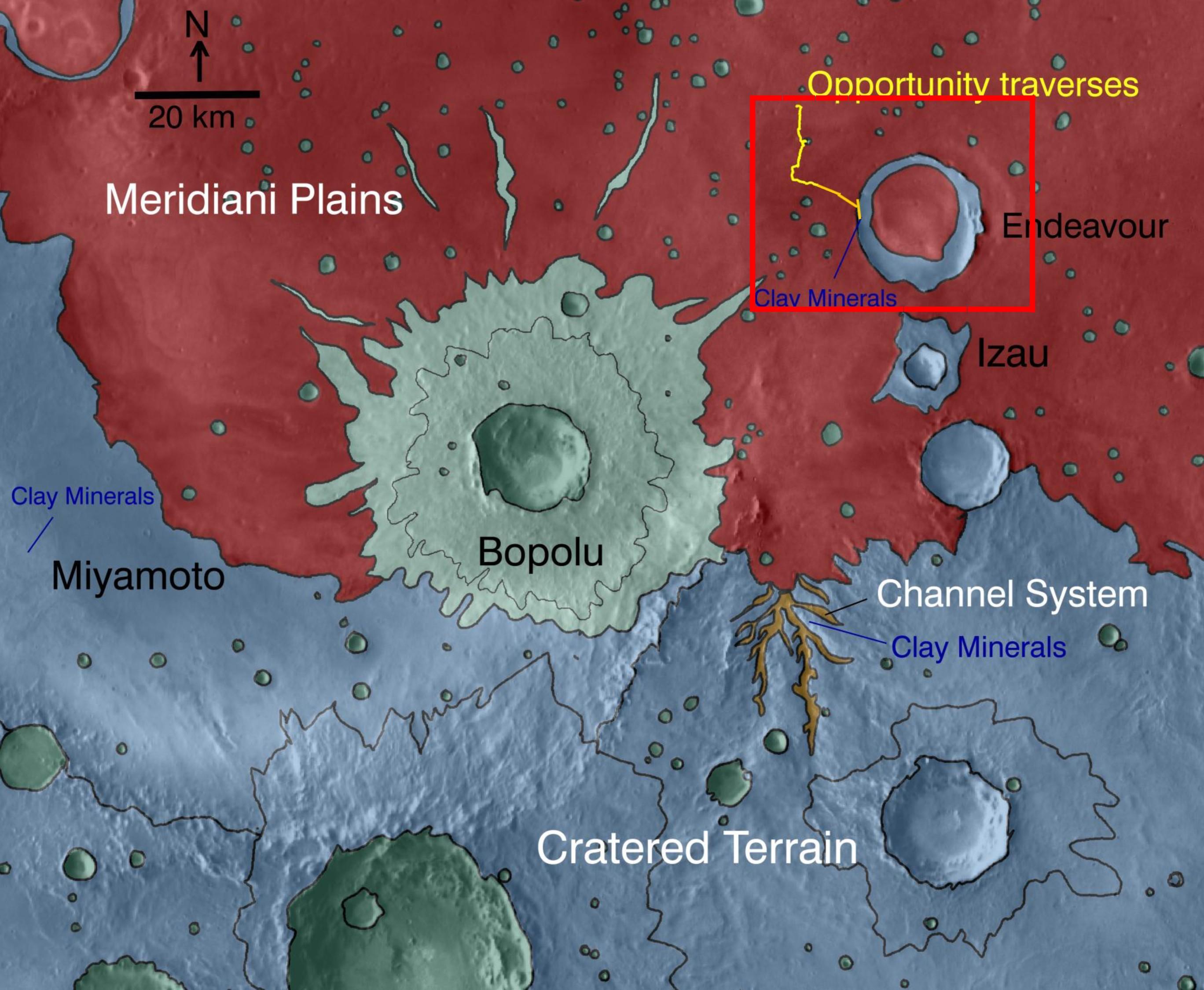 meridiani_planum_pia13704 trajet opportunity renseigné