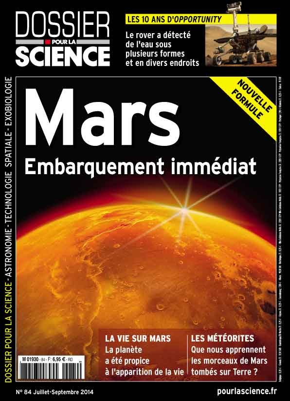 Pour la Science Mars dossier_84_couv1