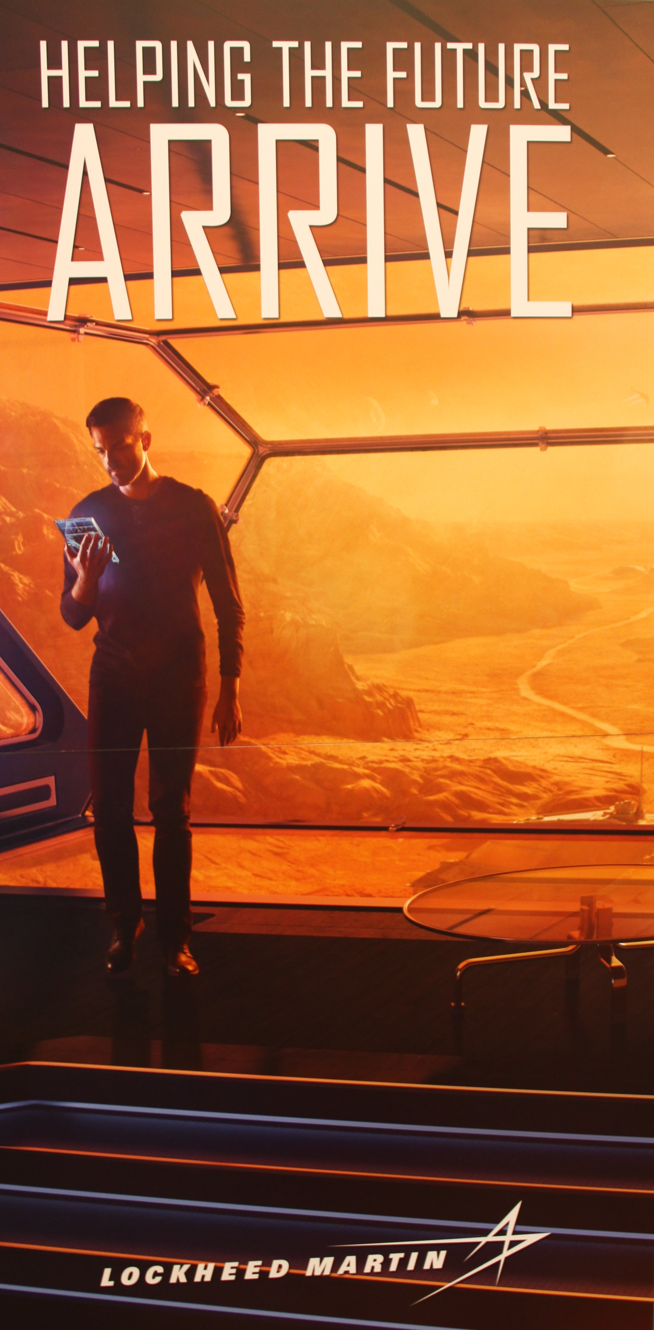Sur Mars LM