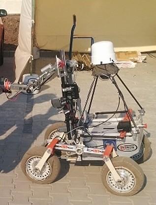 Rover Scorpio