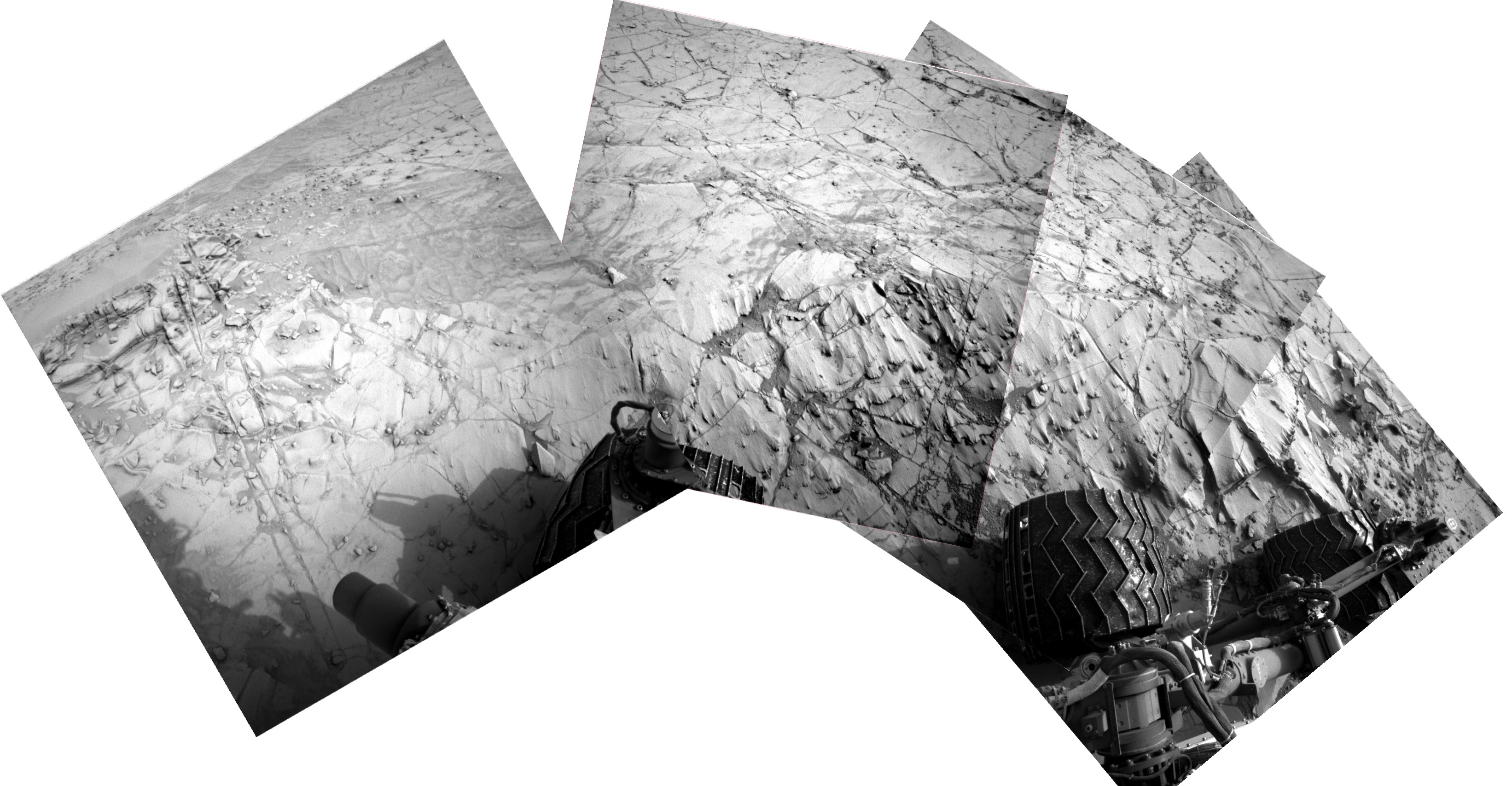 Montage navcam left 21 oct