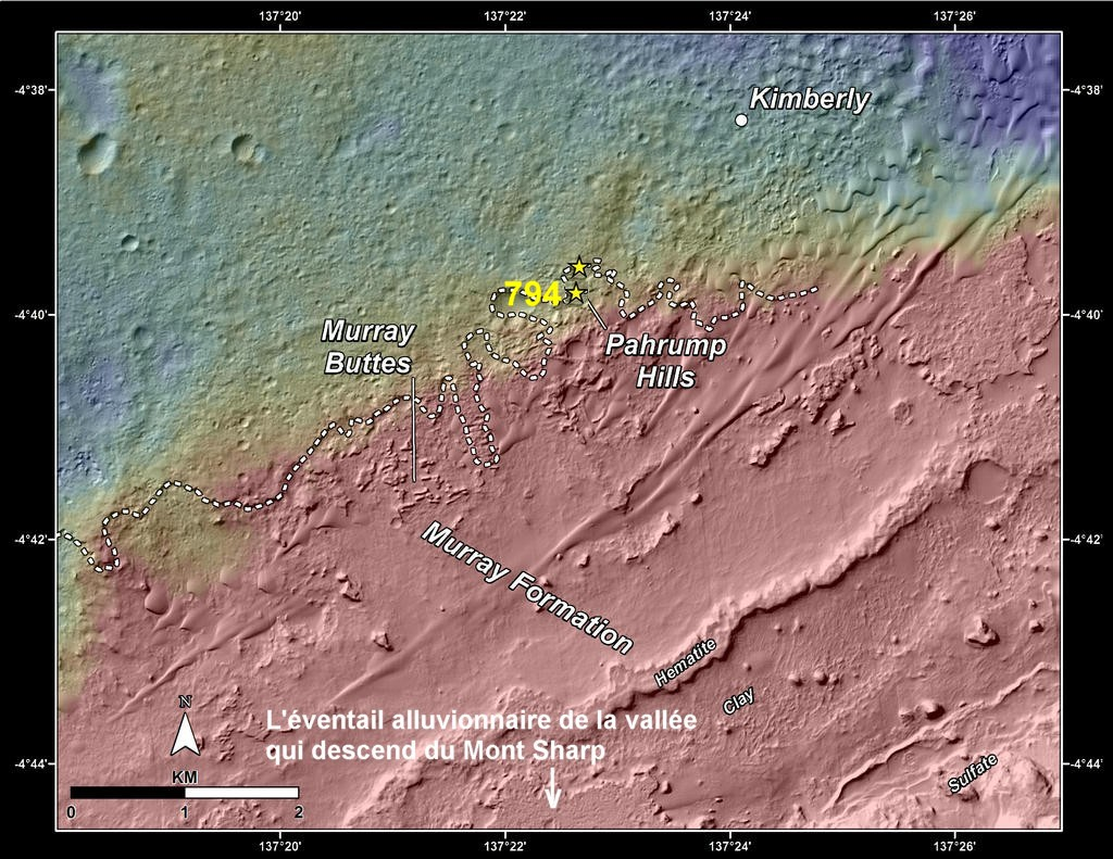 nasa-msl-curiosity-rover-gale-crater-topographic-map-pahrump-hills-pia18474-br2-renseigné2