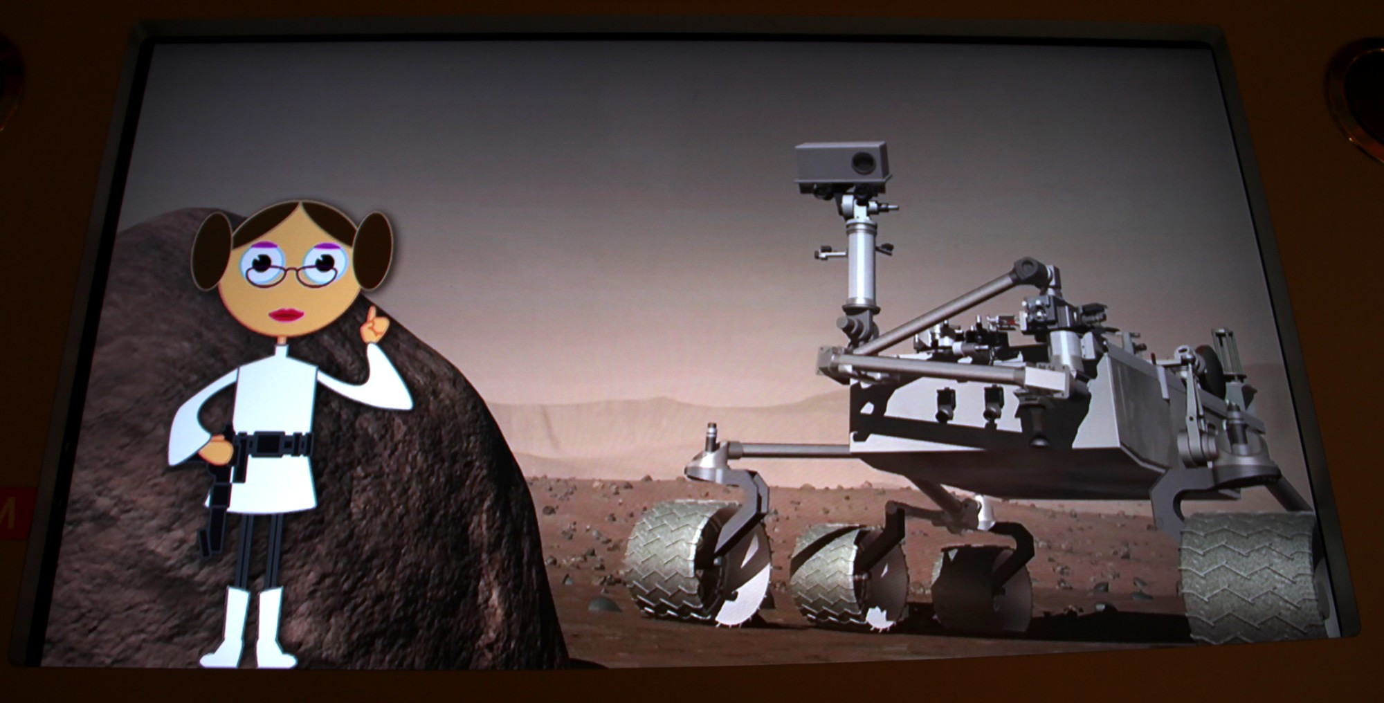 14 12 18 - 17h 42m 48s - Expo l'eau sur Mars pavillon de l'eau r