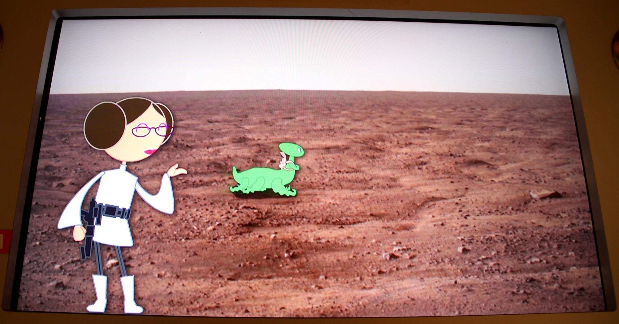 14 12 18 - 17h 43m 19s - Expo l'eau sur Mars pavillon de l'eau r