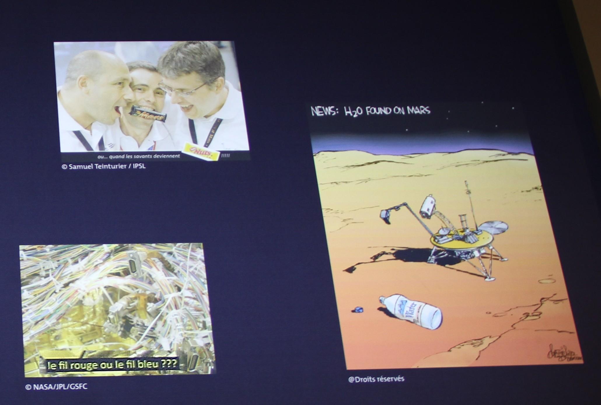 14 12 18 - 17h 43m 49s - Expo l'eau sur Mars pavillon de l'eau r2