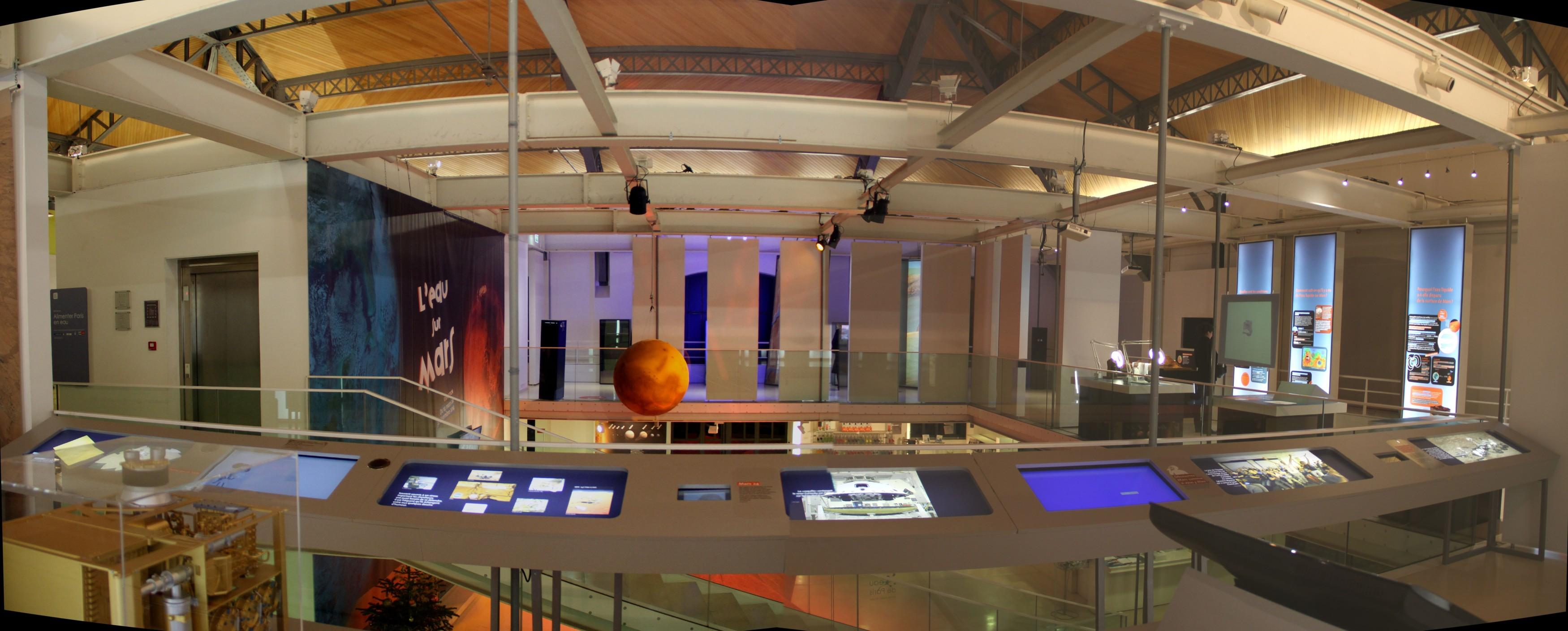 14 12 18 - 17h 48m 51s - Expo l'eau sur Mars pavillon de l'eau_stitch r