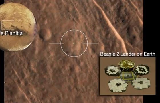 Localisation_Beagle2_Mars
