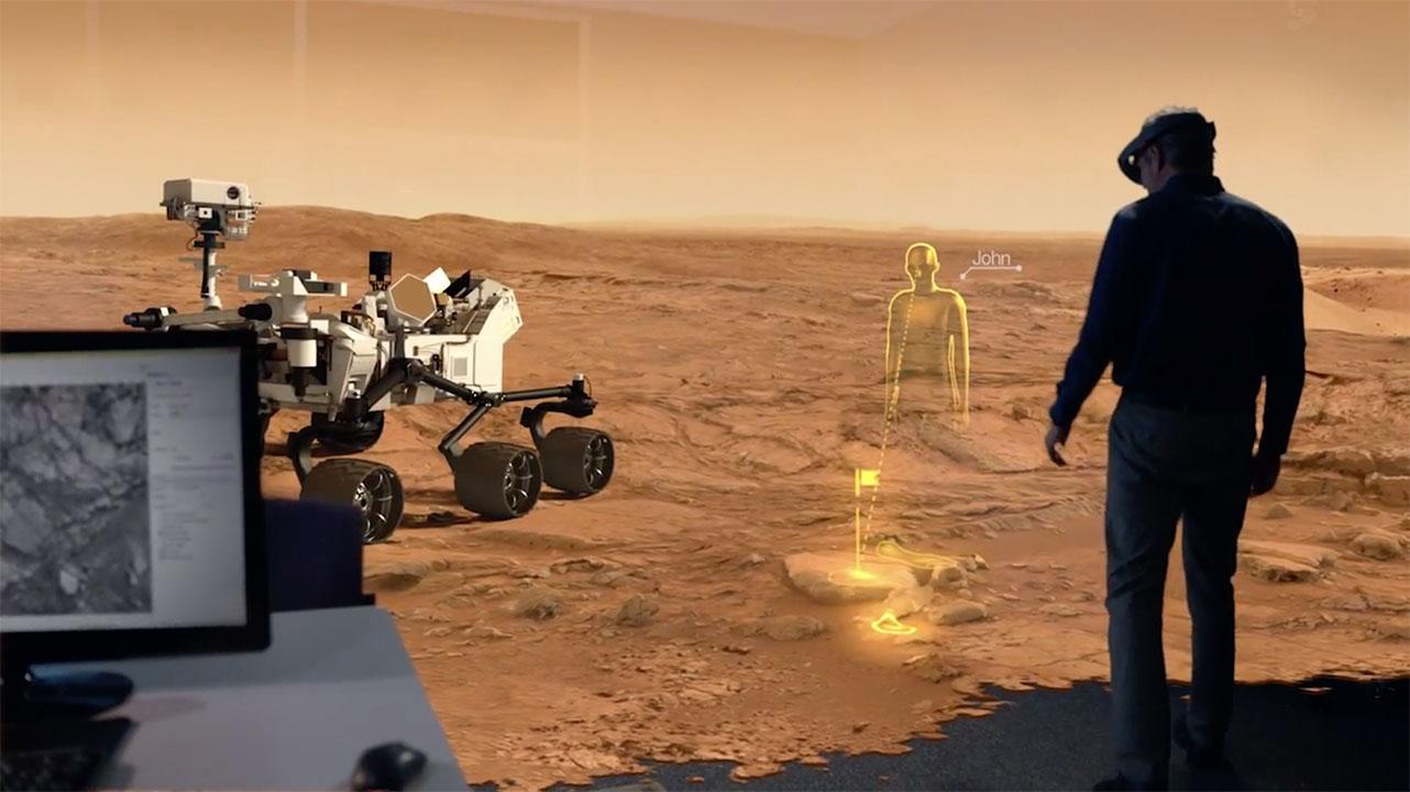 OnSight-NASA-Microsoft